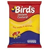 Bird's Instant Custard Original 3 X 75G