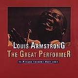echange, troc Louis Armstrong - Great Performer