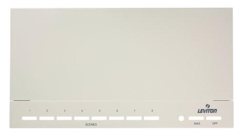 Leviton D32Ck-Aa Color Change Kits For Dimensions Multizone Controller, Almond