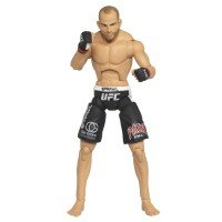 Buy Low Price Jakks Pacific UFC Mike Swick Deluxe Action Figure (B002YEKQJA)