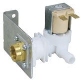 154373301 DISHWASHER FILL VALVE REPAIR PART FOR FRIGIDAIRE, ELECTROLUX, KENMORE AND MORE