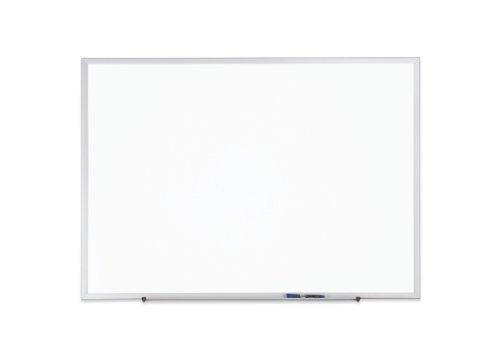 Quartet Standard Dry-Erase Board Melamine 6 feet x 4 feet White Aluminum Frame S537B00006JNVK