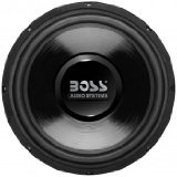 BOSS Audio CER122 Chaos Erupt  12-inch 1600-watt SINGLE Voice Coil Subwoofer