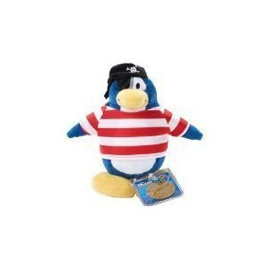 Buy Low Price Jakks Pacific Disney's Club Penguin Plush Figure – Series 2 – SHIPMATE (B001P83YHC)