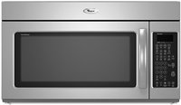 Whirlpool : WMH3205XVS 2.0 cu. ft. Over the Range Microwave - Stainless Steel