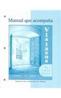 Workbook/Lab Manual to accompany Vistazos