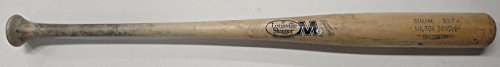 Milton Bradley UnSigned GAME USED Baseball Bat Shows Wear Texas Rangers (Texas Rangers Baseball Bat compare prices)