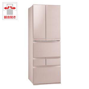 東芝 508L 6ドア冷蔵庫(レディッシュゴールド)TOSHIBA マジック大容量 GR-J510FC-N