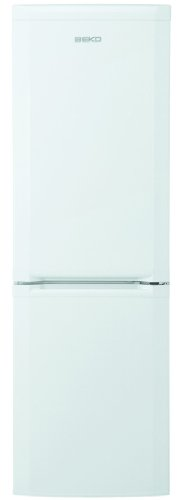 Beko CSA29020 réfrigérateur-congélateur - réfrigérateurs-congélateurs (Autonome, Bas-placé, A+, Blanc, SN, ST, 4*)