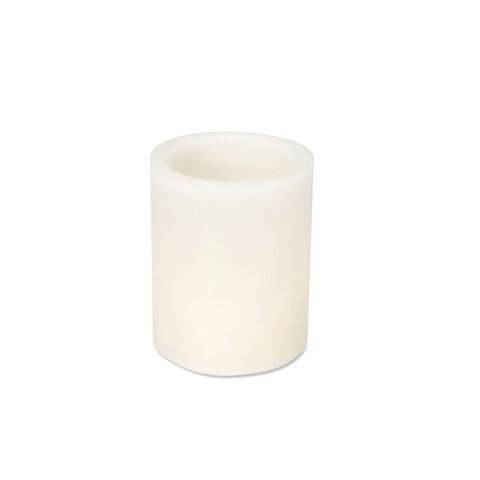 Bulk Buy: Darice Diy Crafts Wax Sleeve For Led Tea Light Ivory 3.5 Inches (6-Pack) 1078-51