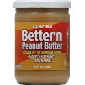 Better N Peanut Butter - Peanut Butter, Original