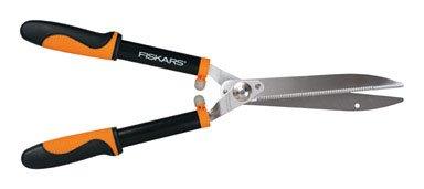 Fiskars 9181 Power-Lever Steel Handle Hedge Shears