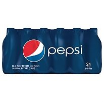 Pepsi Soda, 12 Oz Can (Pack Of 24) front-698933