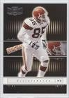 Kevin Johnson Cleveland Browns (Football Card) 2001 Playoff Preferred Samples Silver #9 front-683249
