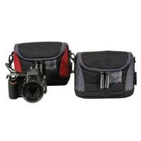Delsey Gopix 40Bg, Compact Pouch For Binoculars Or Digital Gadgets, Black & Gray.