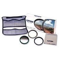 Tiffen 67DPSLRKit 67mm Digital Pro SLR Filter Kit