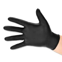 bodyguard-gl8972-nitrile-powder-free-gloves-set-of-100-black-medium