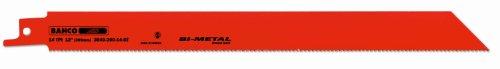 Bahco 9-Inch 3840-228-10/14-PR13-10P Bi Metal Pallet Cutting Blade, 10-Pack