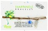 Zorbitz Lucky Greenie Bracelet, Happiness