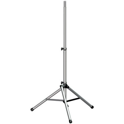 Ultimate Support Ts80S Speaker Stand, Silver