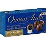 Queen Anne Cordial Blueberries,5.6oz