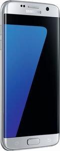 Samsung Galaxy S7 32Go / GB edge argent o2 + zusätzl. 32Go / GB SD carte débloqué