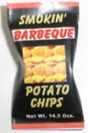 Dollhouse Smokin BBQ Chips-Bag