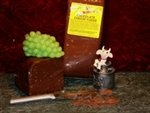 Specialty Cheese - Chocolate Fudge Cheese with Walnuts 8 oz.