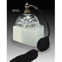 ドイツ製クリスタル香水瓶 リードクリスタル 卓上 40162