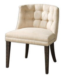 Uttermost 23049 Slipper Accent Chair