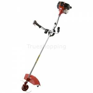 NEW TRUESHOPPING PROFESSIONAL PETROL GRASS STRIMMER BRUSHCUTTER POWERFUL HEAVY DUTY MODEL 2-STROKE 43CC