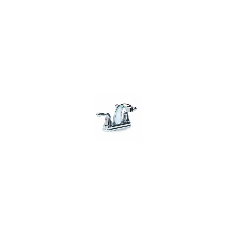 Premier Faucets 120030LF Sanibel Sanibel Lead Free Contemporary Style Centerset Lavatory Faucet
