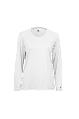 badger-sportswear-womens-b-dry-long-sleeve-performance-tee-white-xx-large