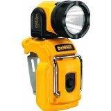 Lámpara de trabajo LED DEWALT DCL510 de 12 Voltios.