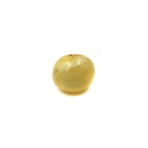Genuine Baltic Butterscotch Amber Drilled Bead, Irregular Shapes (From 6 to 8.5mm)