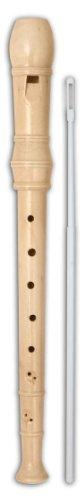 BONTEMPI-RBW 32-instrument de musique-Flûte en bois - doigté baroque