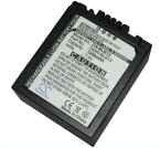 Battery for Panasonic Lumix DMC-G1K DMC-G1KEB-A DMC-G1KEB-K 7.4V 1250mAh