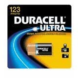 Duracell DL123ABPK Ultra Lithium Battery [Camera] [Camera] [Camera] [Camera]