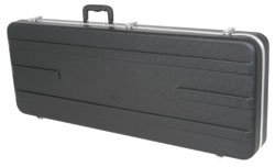 Deluxe Electric Guitar Rectangular ABS Case
