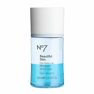 Boots No7 Cleanse & Care Eye Make-up Remover