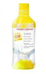 Simply Slender Lemonmade Diet Herbal Clean Detox 32 oz Liquid