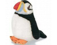 Atlantic Puffin - Audubon Plush Bird (Authentic Bird Sound) - 1
