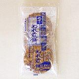 銚子電鉄 銚電のぬれ煎餅<ぬれせん>うすむらさき 5枚