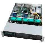 Intel Server System Barebone System - 2U Rack-mountable - Socket B2 LGA-1356 - 2 x Total Processor Support R2224BB4GCSAS