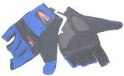 Airius Kevlar Pro Blue Biking Glove Medium
