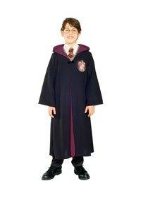 Harry Potter Robe Deluxe Kids Costume, Medium front-521534
