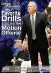 Buy Championship Productions Gregg Popovich: My Favorite Drills and the Motion Offense DVD by Championship Productions