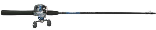 Shakespeare EZ Cast Baitcast Rod and Reel Combo