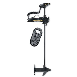 "Minn Kota Powerdrive V2 70 i-Pilot Freshwater Bow-Mount Trolling Motor, No Foot Pedal (70-lb Thrust, 54"" Shaft)"