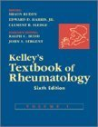 img - for Kelley's Textbook of Rheumatology (2-Volume Set) by Shaun Ruddy MD (2001-01-15) book / textbook / text book